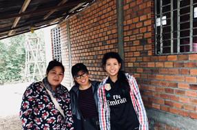 Immanuel Kindergarten Volunteers & Tina