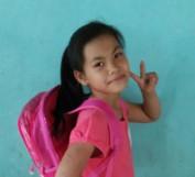 Hope Kindergarten Student