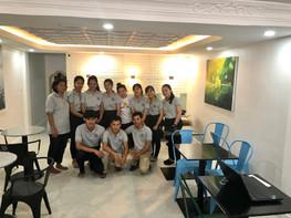 Seed of Hope Cafe Team of Volunteers