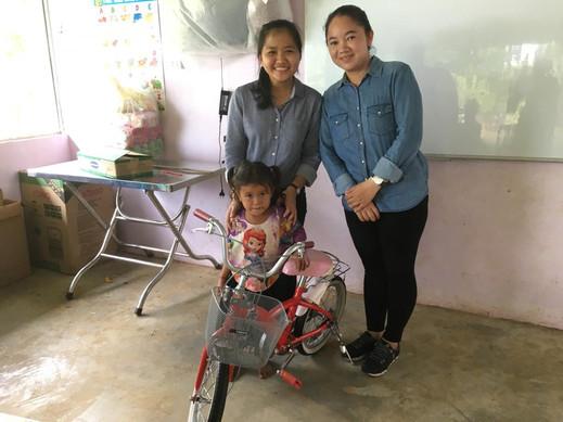 Immanuel Kindergarten English Teachers (Naomi & Vattey) 2018