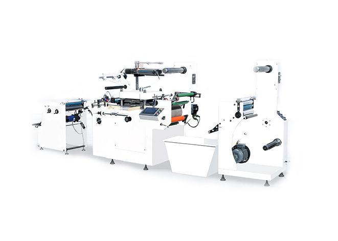 Wanjie Rulo Etiket Sonlandırma Makineleri
