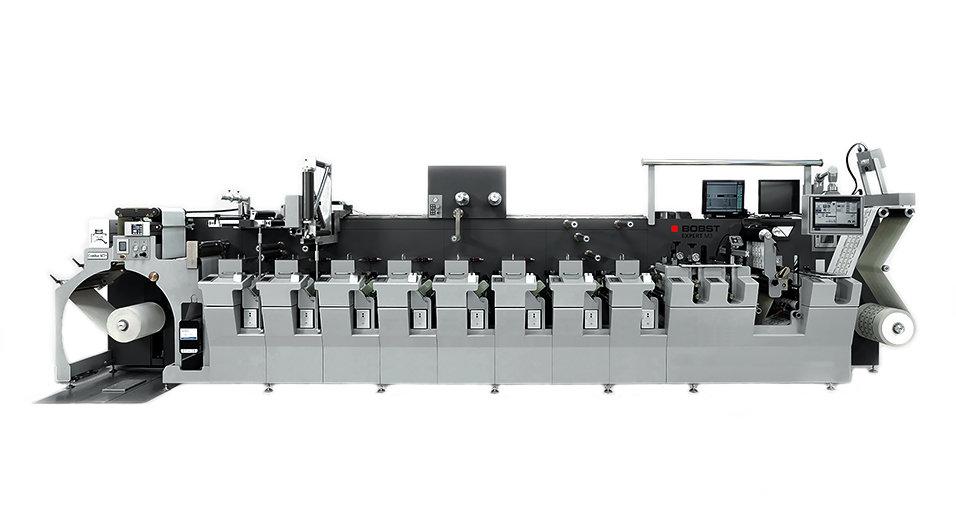 BOBST EXPERT M3 Flekso Baskı Makinesi