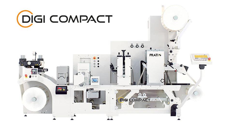 YENİ PRATI DIGI COMPACT Sonlandırma Makinesi