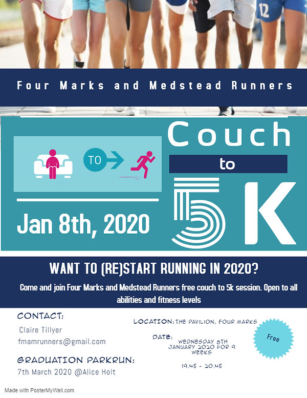Copy of 5k Run Flyer - Made with PosterM