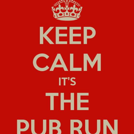 Pub Run