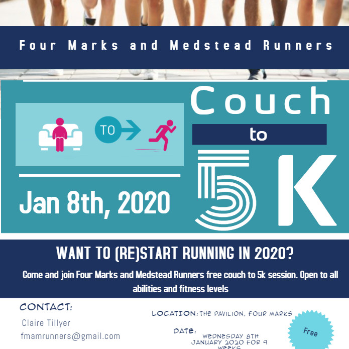 Couch to 5K Week 1