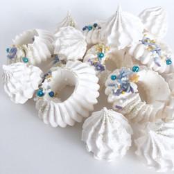 Sweet meringues.