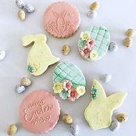 Egg-cellent Cookie Box