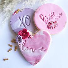 Sugar Lips Cookies