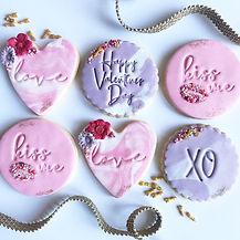 Kiss Me Cookies