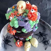 Mini Zombie Cake