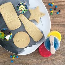 Dad's DIY Cookies