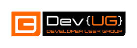 Developer User Group-Full logo-Black bac