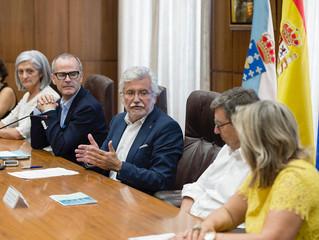 La Diputación explica su Termalismo Social a los profesionales de la salud.