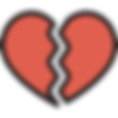 icono-color-corazón-roto