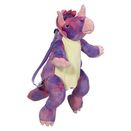 Wendy Stegasaurus Dino BackPackBuddy