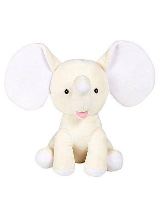 'DUMBLE' Elephant (CREAM/Pale Lemon)