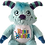 Thumbnail: 'Burly' Blue Monster by Remembears