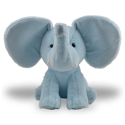 'Squirt' Big Eared Elephant in Blue