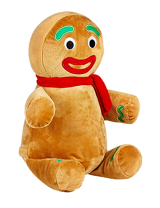 Cubbie Gingerbread Man