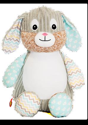 New 'Minty' Harlequin Bunny