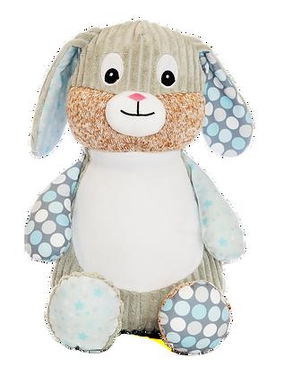 New 'Starr' Harlequin Bunny
