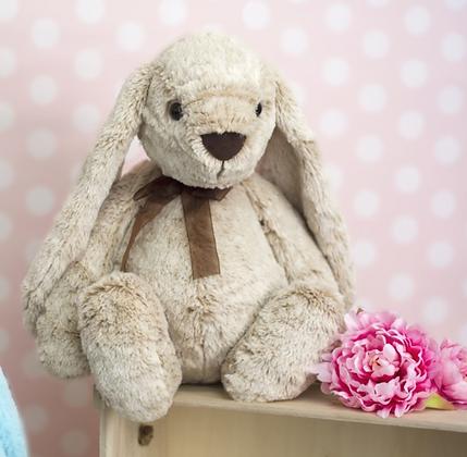 BIG Flopsy Big Ear Bunny BROWN - 35cm