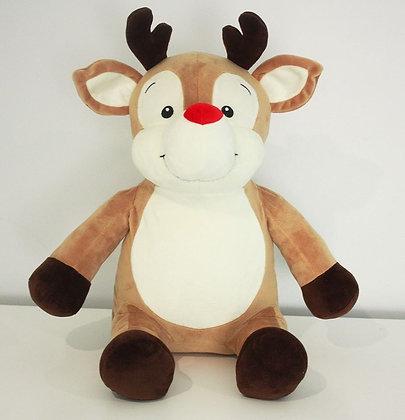 Dasher Reindeer by Snugabudz
