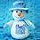 Thumbnail: Blue Snowman Cubbie