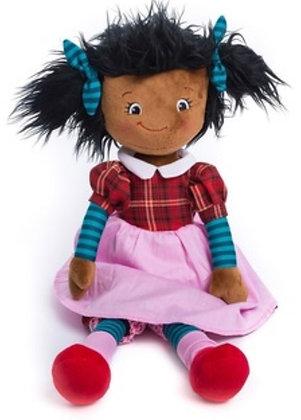 Poppy - Raggie Doll by Cubbies