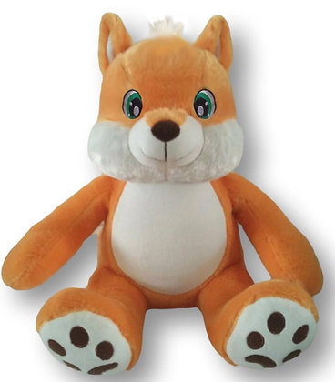 Mr J Orange Fox Remembear