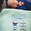 Thumbnail: Personalised Heirloom Cot Quilt - Mint