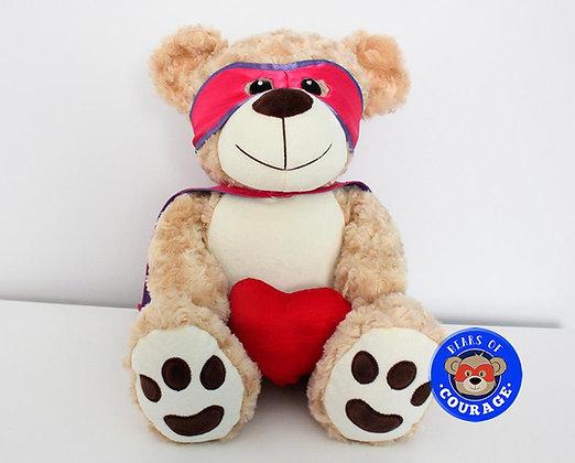Courageous Bear Cora
