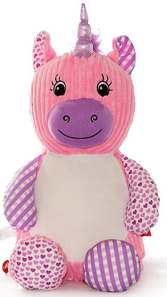 New 'Harmony' Harlequin Unicorn Hippo