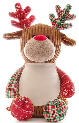 'Checkers 'Reindeer by Cubbies