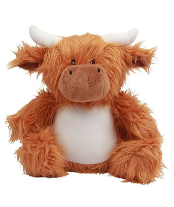 'Honey' Highland Cow byZippies