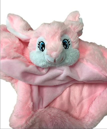 Rosie Bunny Blankie by Remembears