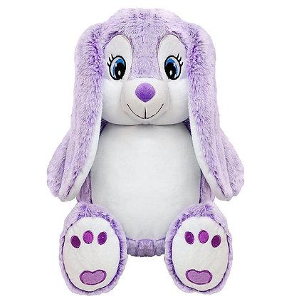 Violet Bunny by Bitsy Bon