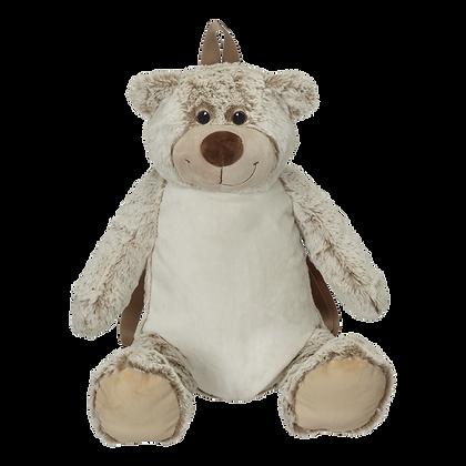 Benjamin Bear Buddy Backpack ( Clara Collection )