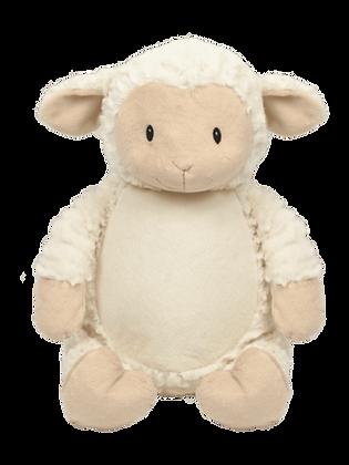 Fluffy Lamb Cubbie