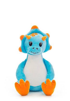 ' Spot' Blue Dinosaur by Cubbies