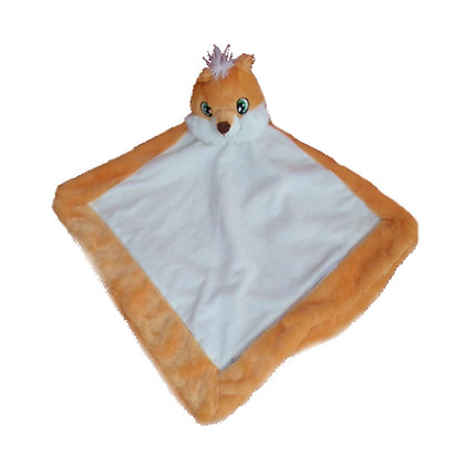 Mr J Fox Blankie by Remembears