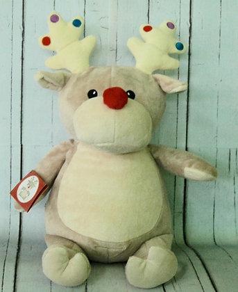 "'Sparkles ""Reindeer Cubbie"