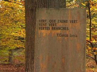 Le monument au chêne