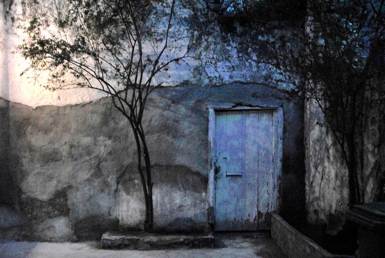 Porte a Nafplio (Grèce)