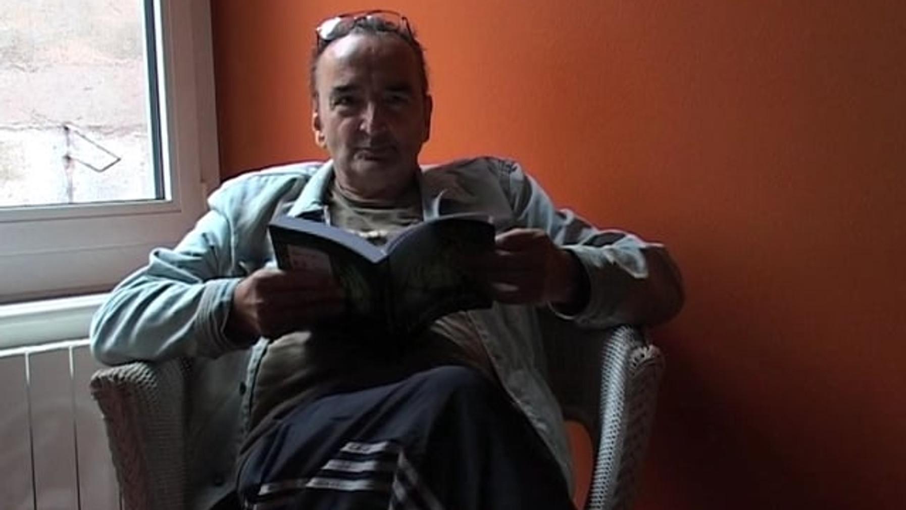 Jean-Luc filme François
