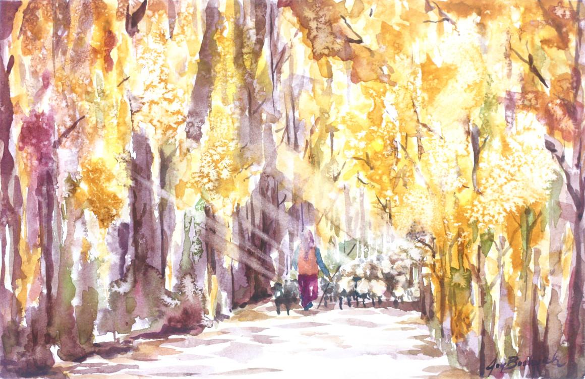 Autumn in Xinjiang