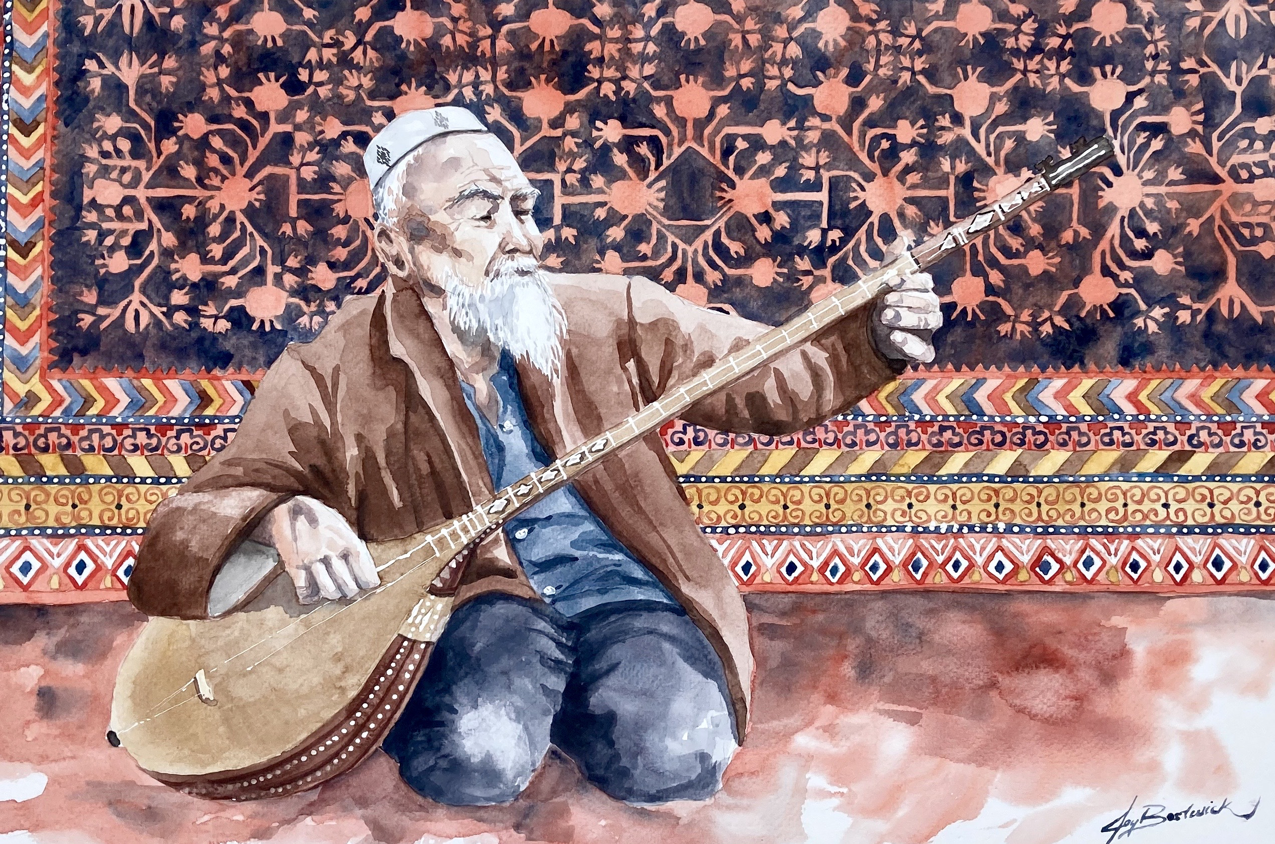 Dutar Player