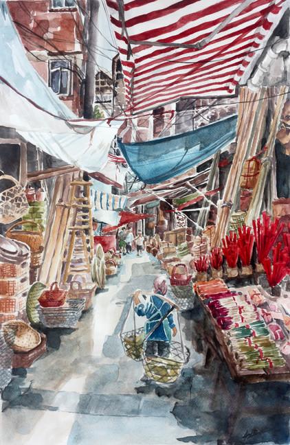 Kaili Basket Market