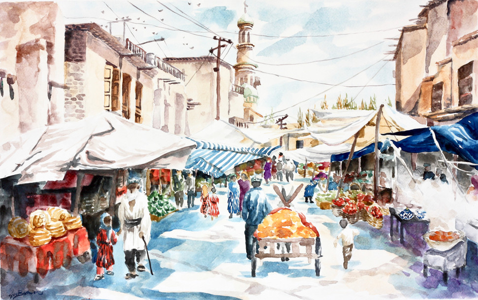 Kashgar, As it Was